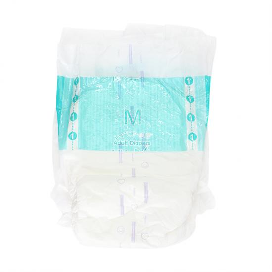 3D Leak Prevention Channel Adult Diapers