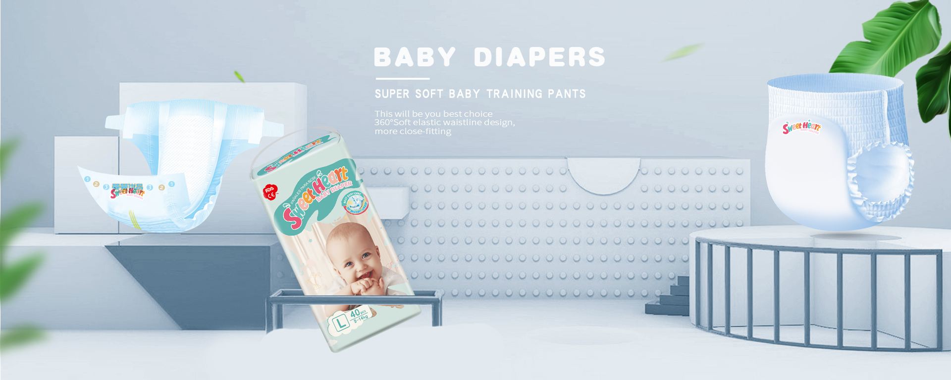 Wholesale Baby Diapers